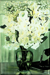 Belle Bouquet still life floral painting